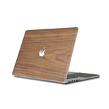 Real Wooden skin for MacBook: American Walnut Wood