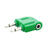 Airplane Adapter Green