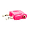 Airplane Adapter Pink