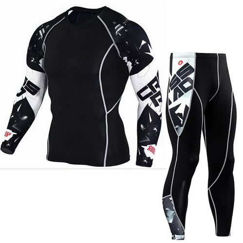 Fitness Professional Quick-Drying Tight Tracksuit