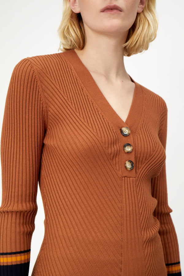 Vindis knit blouse