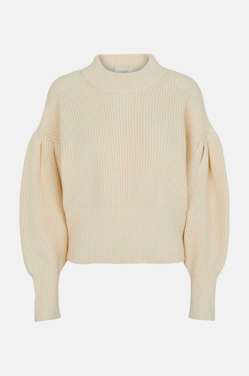 Sophie high neck knit