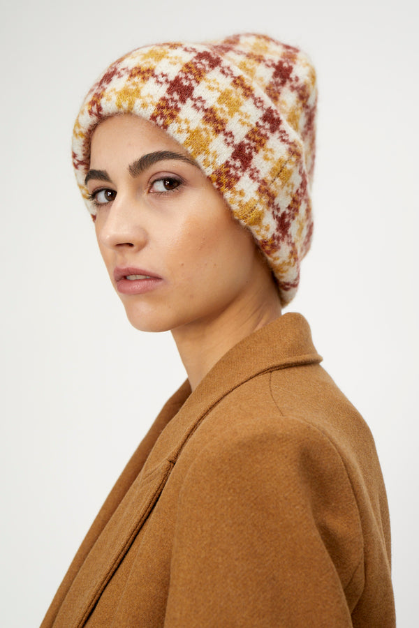 Harper knit hat