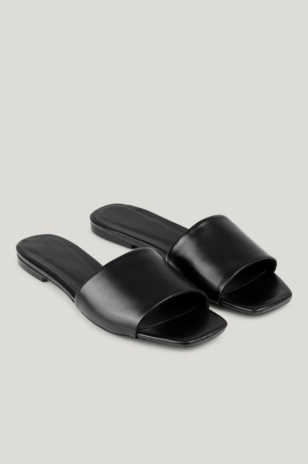 Riga leather sandal