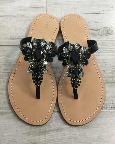 9593f16ef98649 Mystique Sandals - Uniquely Yours Boutique