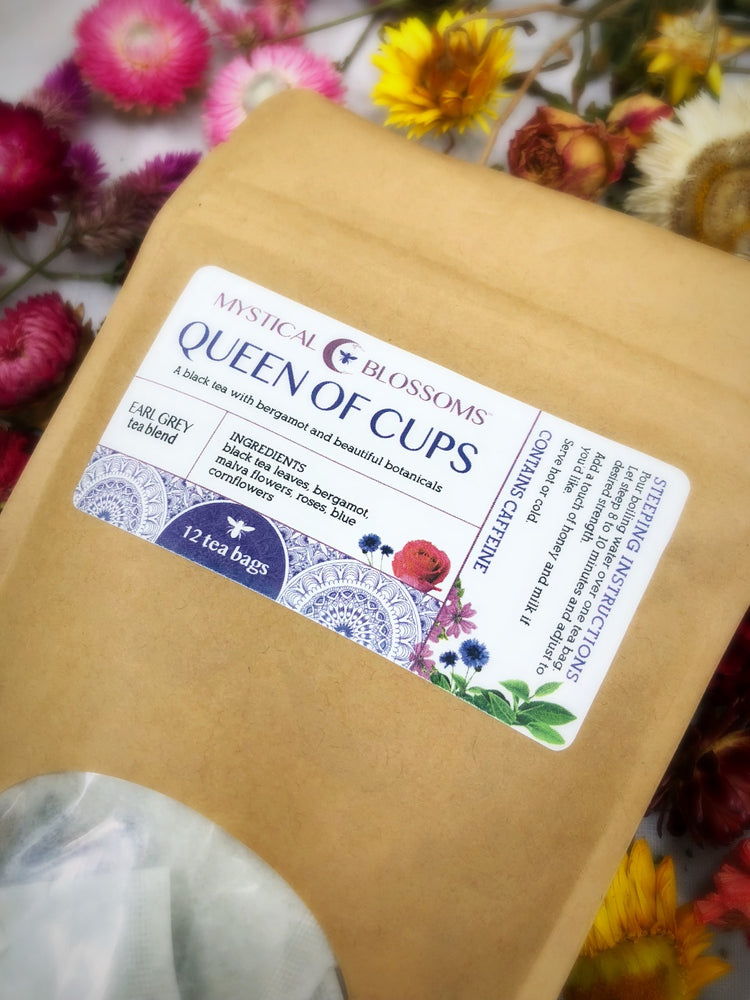 QUEEN OF CUPS TEA