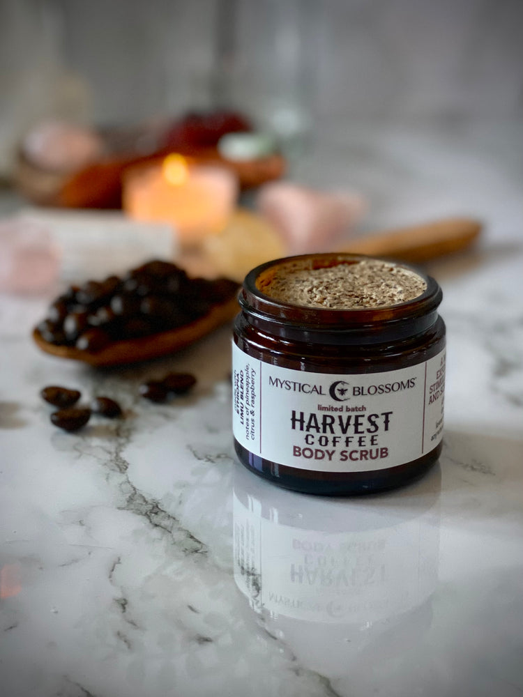 HARVEST COFFEE BODY SCRUB