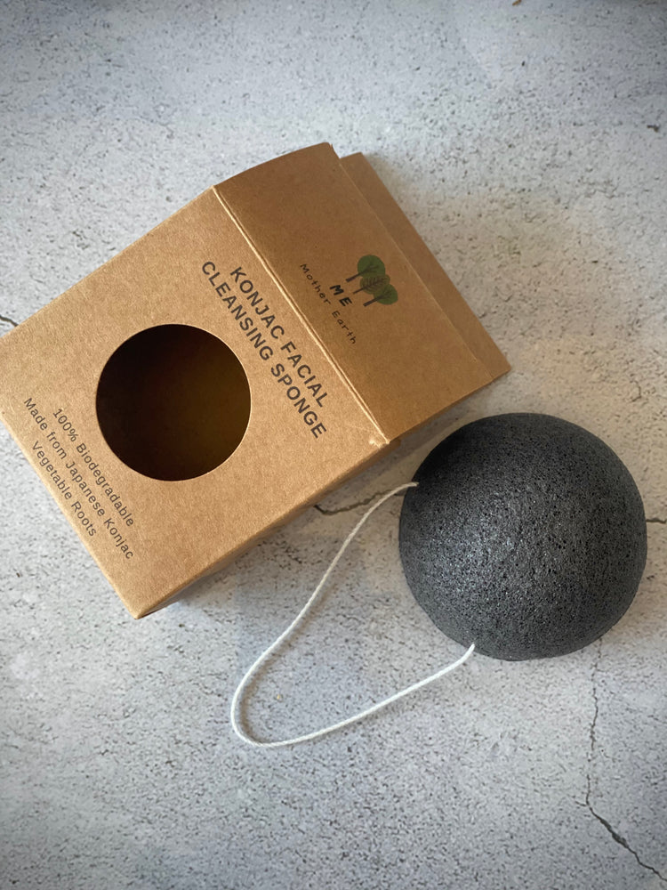 KONJAC FACIAL CLEANSING SPONGE