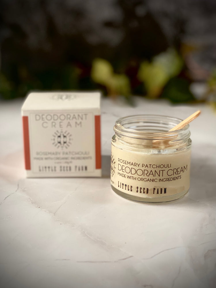 LITTLE SEED FARM DEODORANT CREAM