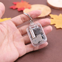 Laden Sie das Bild in den Galerie-Viewer, Mechanical Keychain Music Box