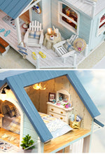 Laden Sie das Bild in den Galerie-Viewer, Caribbean Sea Miniatur Dollhouse A037