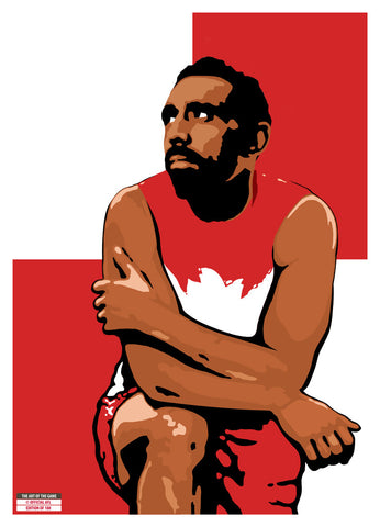 The Adam Goodes Poster