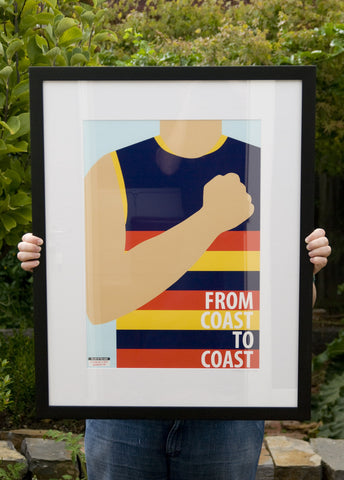 Adelaide Crows - Hand on Heart