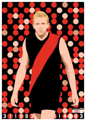 The Dustin Fletcher Poster