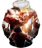 OtakuForm-OP Hoodie Hoodie / US XXS (Asian XS) Attack on Titan Cool Captain Levi Action Still Hoodie