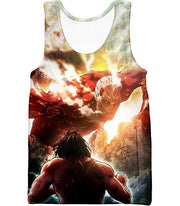 OtakuForm-OP Hoodie Tank Top / US XXS (Asian XS) Attack on Titan Cool Captain Levi Action Still Hoodie