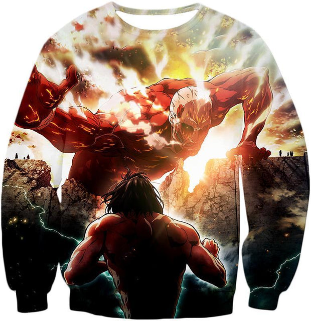 OtakuForm-OP Hoodie Sweatshirt / US XXS (Asian XS) Attack on Titan Cool Captain Levi Action Still Hoodie