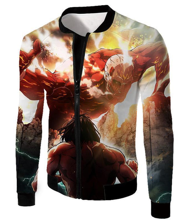 OtakuForm-OP Hoodie Jacket / US XXS (Asian XS) Attack on Titan Cool Captain Levi Action Still Hoodie