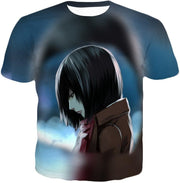 OtakuForm-OP Hoodie T-Shirt / US XXS (Asian XS) Attack on Titan Most Beautiful Mikasa Ackerman Hoodie