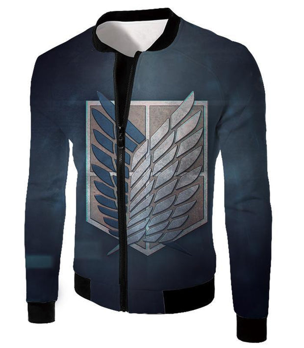 OtakuForm-OP Hoodie Jacket / US XXS (Asian XS) Attack on Titan Powerful Titan Eren Yeager Hoodie