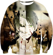 OtakuForm-OP Hoodie Sweatshirt / US XXS (Asian XS) Attack on Titan The Titan Human Eren Yeager Hoodie  - Anime Hoodie