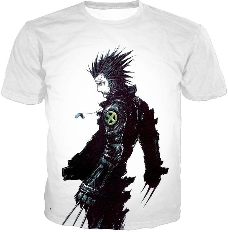 21c13d184 Otakuform-OP T-Shirt T-Shirt / XXS Awesome Mutant Wolverine Animated Cool