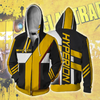 OtakuForm-OP Cosplay Jacket Zip Up Hoodie / US XS (Asian S) Borderlands Hyperion Zip Up Hoodie Jacket