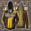 OtakuForm-OP Cosplay Jacket Zip Up Hoodie / XS Borderlands Jakobs Zip Up Hoodie Jacket