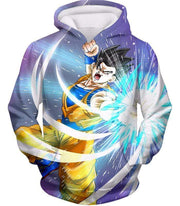 OtakuForm-OP Sweatshirt Hoodie / XXS Dragon Ball Super Awesome Saiyan Hero Gohan Action Sweatshirt - DBZ Sweater