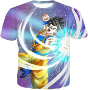 OtakuForm-OP Sweatshirt T-Shirt / XXS Dragon Ball Super Awesome Saiyan Hero Gohan Action Sweatshirt - DBZ Sweater