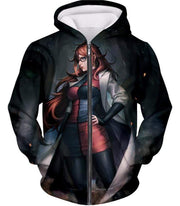 OtakuForm-OP Zip Up Hoodie Zip Up Hoodie / XXS Dragon Ball Super Cool Android 21 HD Graphic Zip Up Hoodie - Dragon Ball Z Hoodie