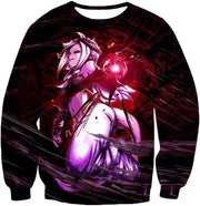 OtakuForm-OP Hoodie Sweatshirt / XXS Dragon Ball Super Dragon Ball FighterZ Android 21 Awesome Graphic Action Hoodie - DBZ Clothing Hoodie