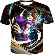 OtakuForm-OP T-Shirt T-Shirt / XXS Dragon Ball Super Favourite Fighter Gohan Super Saiyan T-Shirt - Dragon Ball Z T-Shirt