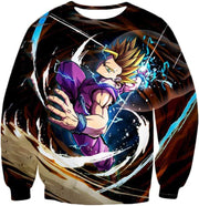 OtakuForm-OP T-Shirt Sweatshirt / XXS Dragon Ball Super Favourite Fighter Gohan Super Saiyan T-Shirt - Dragon Ball Z T-Shirt