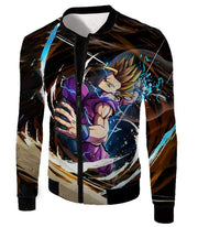 OtakuForm-OP T-Shirt Jacket / XXS Dragon Ball Super Favourite Fighter Gohan Super Saiyan T-Shirt - Dragon Ball Z T-Shirt