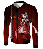 OF2 T-Shirt Fate Stay Night Beautiful Rin Tohsaka Dancer Themed T-Shirt FSN010