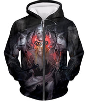 OtakuForm-OP Hoodie Zip Up Hoodie / XXS Fullmetal Alchemist Brothers Together as One Edward x Alphonse Best Anime Poster Hoodie