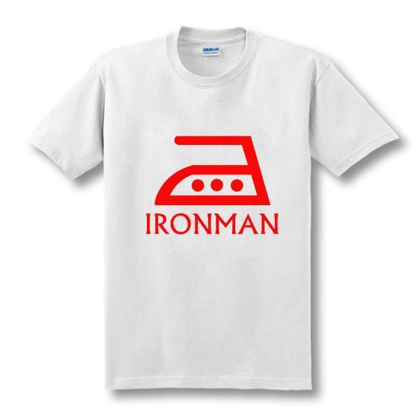 Funny IRON MAN Superhero T-Shirt in Multiple Colors
