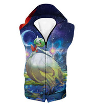 OtakuForm-OP Hoodie Hooded Tank Top / XXS Pokemon Beautiful Psychic Fairy Pokemon Mega Gardevoir Hoodie
