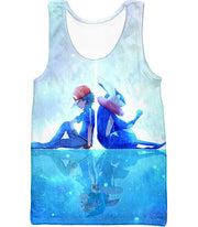 OtakuForm-OP T-Shirt Tank Top / XXS Pokemon Pokemon Promo Ash X Greninja T-Shirt