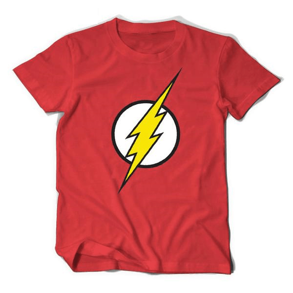 OtakuForm-SH T-Shirt US XS / Red Sheldon's Flash T-Shirt