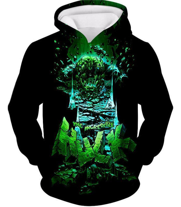 OtakuForm-OP Hoodie Hoodie / XXS The Incredible Hulk Animated Promo Hoodie