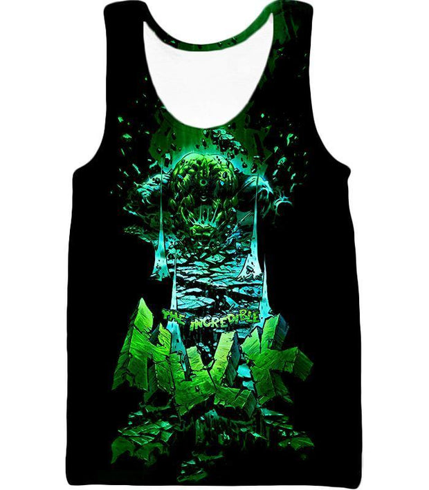 OtakuForm-OP Hoodie Tank Top / XXS The Incredible Hulk Animated Promo Hoodie