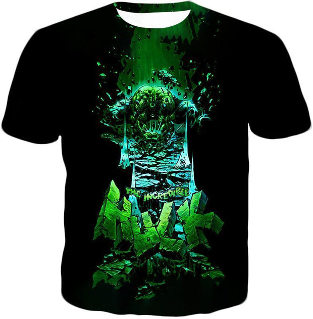 OtakuForm-OP T-Shirt T-Shirt / XXS The Incredible Hulk Animated Promo T-Shirt