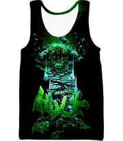 OtakuForm-OP Zip Up Hoodie Tank Top / XXS The Incredible Hulk Animated Promo Zip Up Hoodie