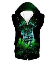 OtakuForm-OP Zip Up Hoodie Hooded Tank Top / XXS The Incredible Hulk Animated Promo Zip Up Hoodie