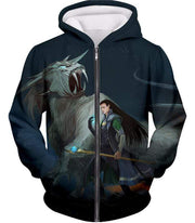 OtakuForm-OP T-Shirt Zip Up Hoodie / XXS Ultimate Marvel Villain Loki Animated Print T-Shirt
