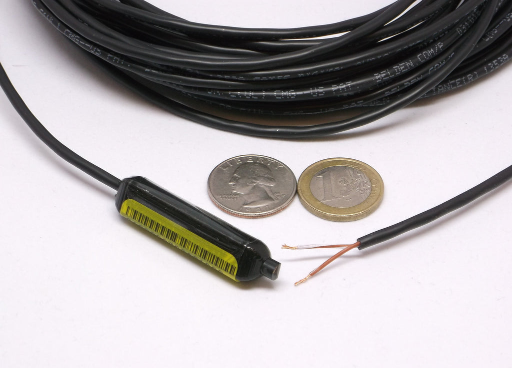 T-Probe Stripped Ends 40 ft | iButtonLink
