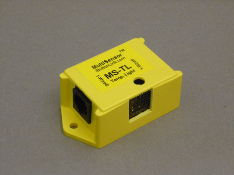 MS-TL - Temperature and Light Level Sensor