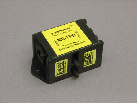 MS-TPD - Temperature and Flow Sensor